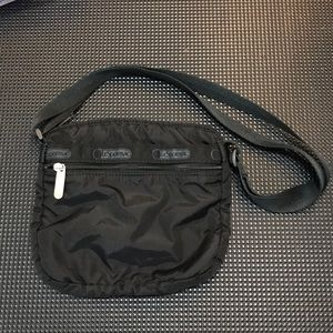 LeSportsac Small Crossbody Bag Black (I37)